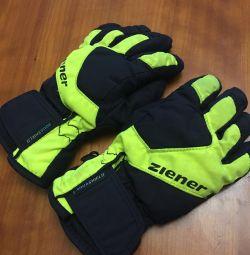 Children's ski gloves 3,5р
