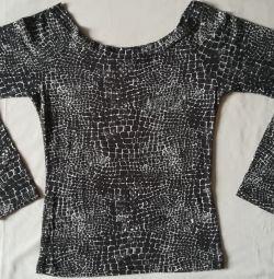 Блуза, трикотаж, Італія, р-44