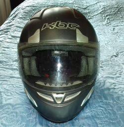 KBS brand motorcycle helmet