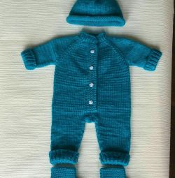 Baby kit for a newborn