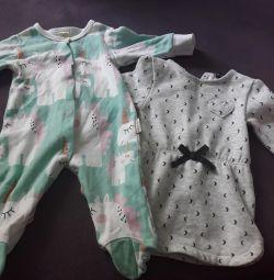 ρούχα για ένα κορίτσι
