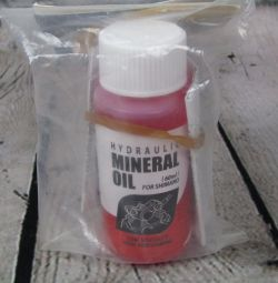 Mineral oil for disc brakes SHIMANO