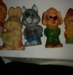 Rubber toys, USSR