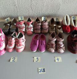 Взуття НОВА та б / у