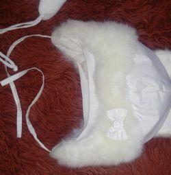 Şapka kış bahar