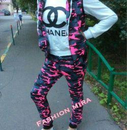 New sports suit 3-ka