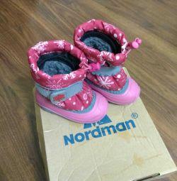 Nordund 23R snowboots