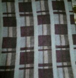 Yün battaniye +