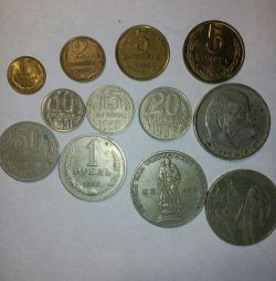 SSCB'nin paraları