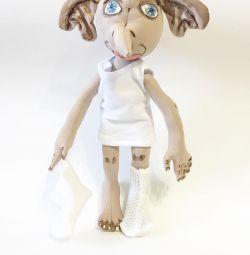 Doll Dobby interior