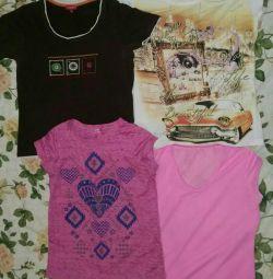 Μπλουζάκια για 100