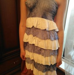 Sarafan-skirt 2v1 8-11 years old