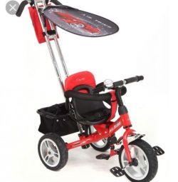 Велосипед трeхколeсний Capella