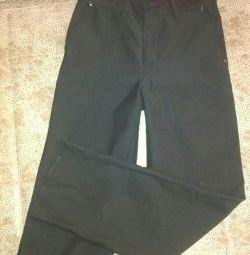Trousers for schoolboy, different all