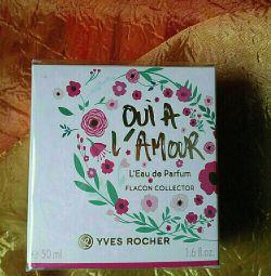 Perfume Yves Rocher 50 ml