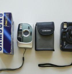 🔹Фотоаппарати Samsung і Kodak