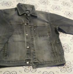 Denim costum XL