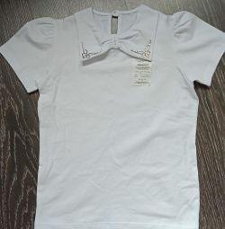 Блуза 122-128 нова