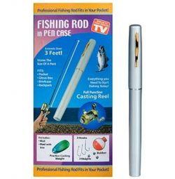 Innovative fishing rod (Fish Pen) + gift