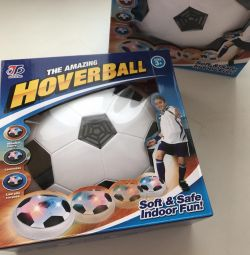 Hover Ball - soccer ball for home