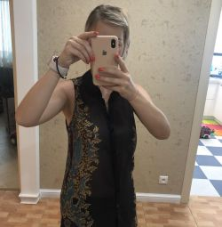 Рубашка шифон