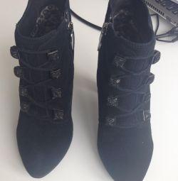 Ayak bileği botları Maria Moro İtalya