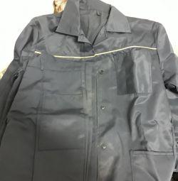 Work suit 56-58