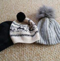 Çocuk şapkaları 7-10 yaş