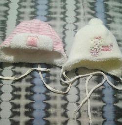 Warm hats on age