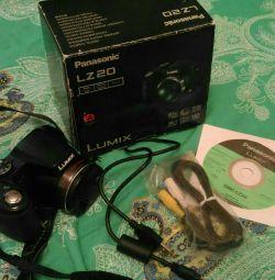 Κάμερα Lumix Panasonic lz 20