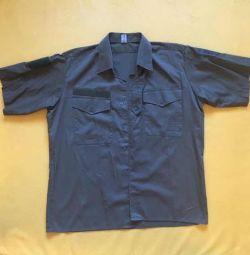 Austrian M-75 short-sleeved shirt