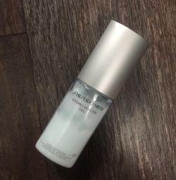 Shiseido face gel husband, a little tasted