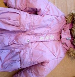 Jacheta Kerry iarna