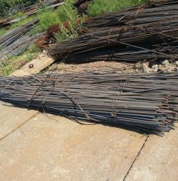 metal reinforcement for the foundation