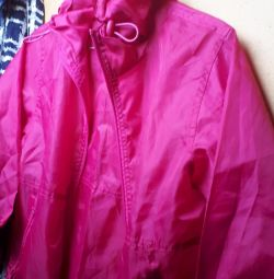 Raincoat for the girl