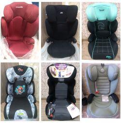 New car seat 15-36