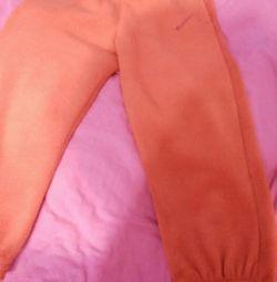 Pantaloni pentru fata, noi, calde