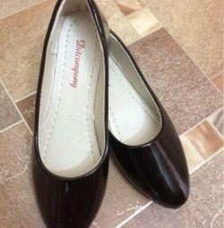 Shoes black new