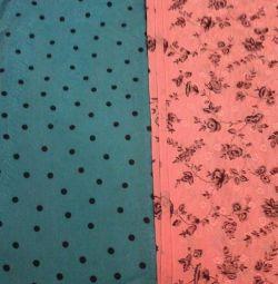 Fabric dress