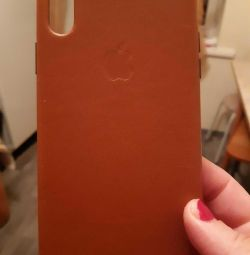 Leather covers for iphone x s max