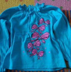 New blouse for girls