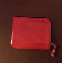 New Italian brand purse for small items