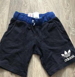 Adidas şortlar orijinal