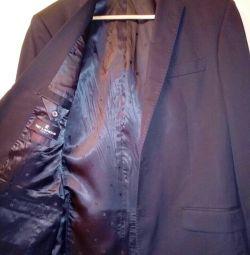 Брендовый пиджак TED LAPIDUS 50-52-54(см замеры)