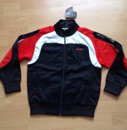 Training suit new height 134-145