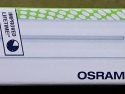 Lampa Osram Dulux D 26W / 830 G24d-3 este alb cald