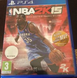 Game for PS4 NBA2K15.