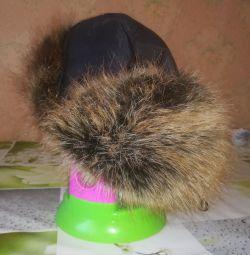 Hat on boy