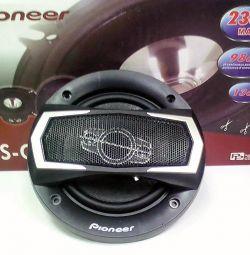 Колонки Pioneer 230w