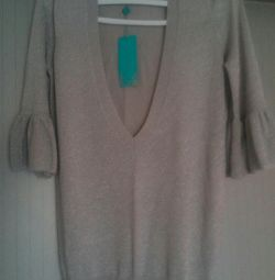 Новый джемпер блуза
